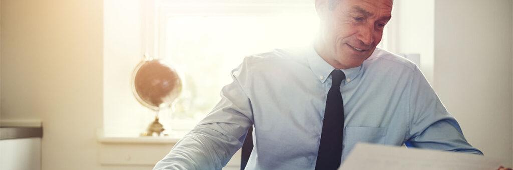 Control contable de una empresa