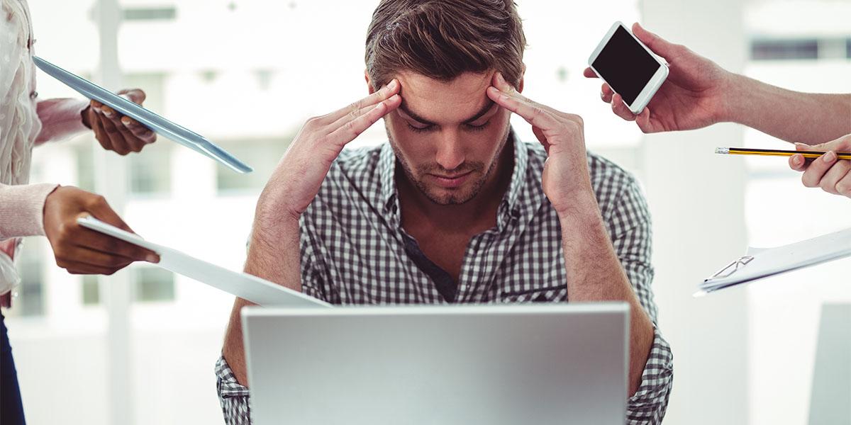 Ejercicios para reducir el estrés laboral