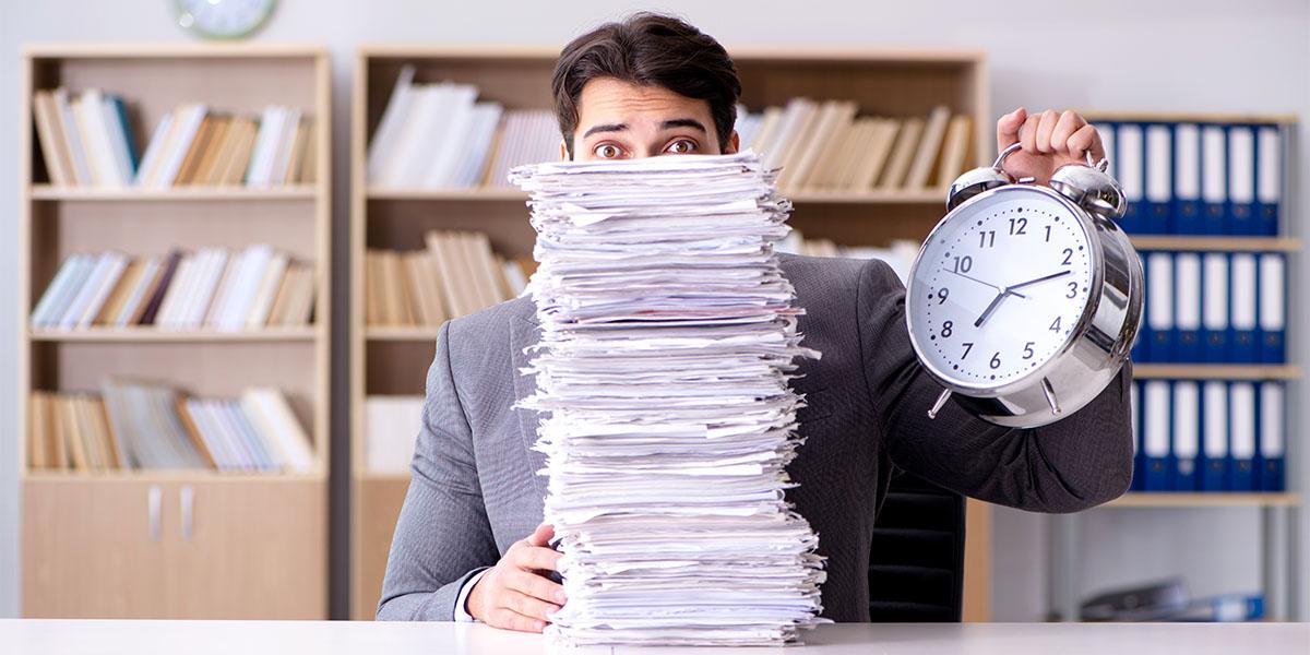 Técnicas de gestión de tiempo